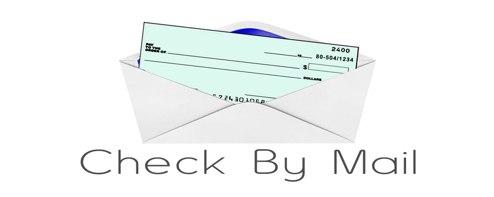 check by mail