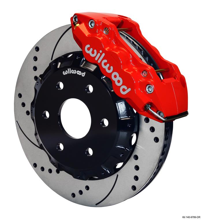 """Escalade Wilwood 14.25"""" Big Brake Kit"""
